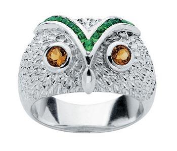Karen Walker Bunny Ring